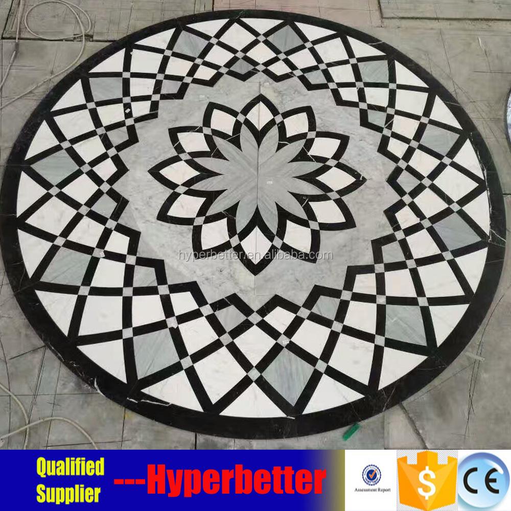 circle marble medallion waterjet.jpg