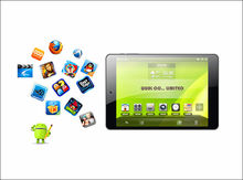 7.85 inch tablet with angry birds Allwinner A20 Dual Core HDMI 1080P Output USB Host Android 4.2