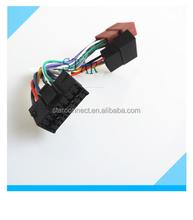 16 pin automotive JVC audio car wire harness manufacturer