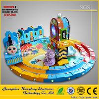 2015 WD-A37 kids amusement rides children amusement park electric trains for sale