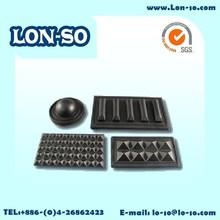 ODM Customized Black plastic product