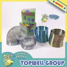 Metal Magic Spring Slinky Toy