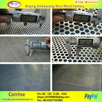 perforated metal sheet low price, galvanized perforated metal sheet, perforated metal strips