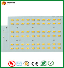 Printed wiring PCB board assembly 5630 leds in panel light <business services in China>