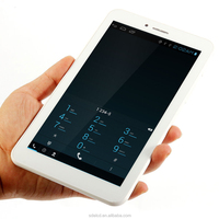 A33 3G Android 4.4+ 7 inch gsm tablet pc +512M 8GB dual camera Bluetooth GSM phone call tablet with sim card slot phable