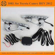 Hot Sale Car Specific DRL LED Daylight for Toyota Camry Super Great Daytime Running Lights LED for Toyota Camry 2012