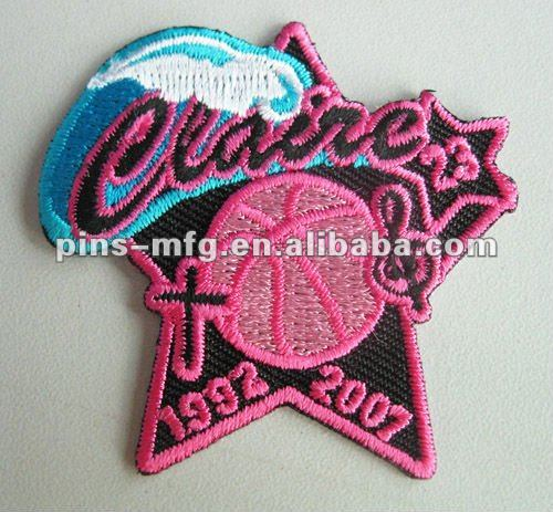 Download free software custom patch embroider mastersurvey for Embroidered work shirts no minimum order