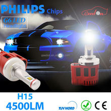 Qeedon reasonable price offroad super white h4 h1 h7 h3 headlight bulbs bright car assembly for