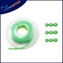 SINO ORTHO jacquard elastic e- chain
