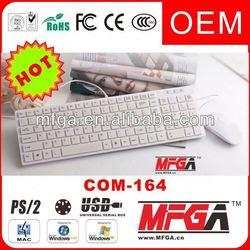 mini wireless keyboard mouse combo