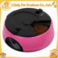 de utilidad automática alimentador perro temporizador de productos para mascotas para las tiendas de venta al por mayor