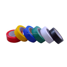 Fluorescent PVC Insulating Tape With Adhesive