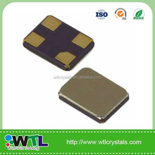 crystal smd xtal 2.0*2.5mm 4 pads 2.048mhz 50ppm resonator