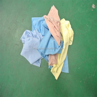 Mixed color cotton fabric cutting waste