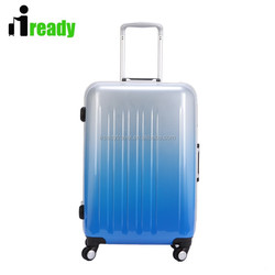 Striping design travel house luggage , cheap travel luggage