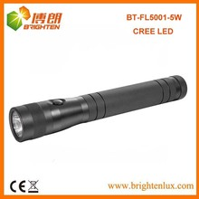 China Factory Supply Cheap Heavy Duty Self defense Big Powerful Cree led 5 watt cree q5 led lamp