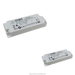 1-10v dimmable led power driver 12v / 24v 36w constant voltage led driver