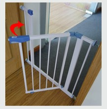 2014 china supplier the most popular baby care products metal baby safety gates