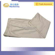 work pants made in china with new design