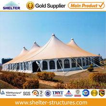 Diameter 10m pvc yurt tent