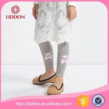 wholesale top quality custom made girls jacquard fitness leggings