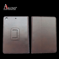 Italian imported top grain genuine leather case cover for ipad mini 2
