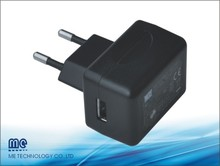 5V 2A highly efficient plug in usb ac dc power adapter