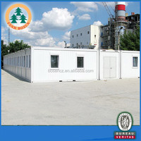 best selling prefab house container workshop/office/living