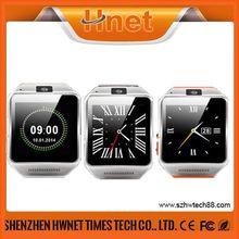 Most fashionable waterproof bluetooth unisex best wrist watch cell phone