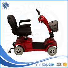 Disabled Leg 180w four wheels electric Scooter wholesale for elderly