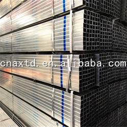 20mm emt conduits/square galvanized fence posts/welding galvanized square pipe