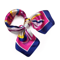 Quality assurance occupation scarf silk scarf clothing bank airline stewardess all-match day silk small towel towel