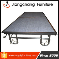 Metal Strong Mobile Stage For Sale JC-P57