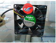 Nidec 9CM Big air fan 90*90*38mm 12V 0.64A Two Ball M34650-33
