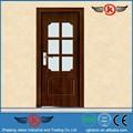 Jiekai principal de productos de pvc ventanas y puertas/cuarto de baño del pvc puerta precios