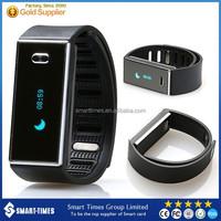 [Smart Times] 2015 New Health Sport Touch Screen Smart Bracelet watch