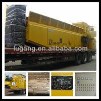 20-60T/H BIG biomass briquette crusher