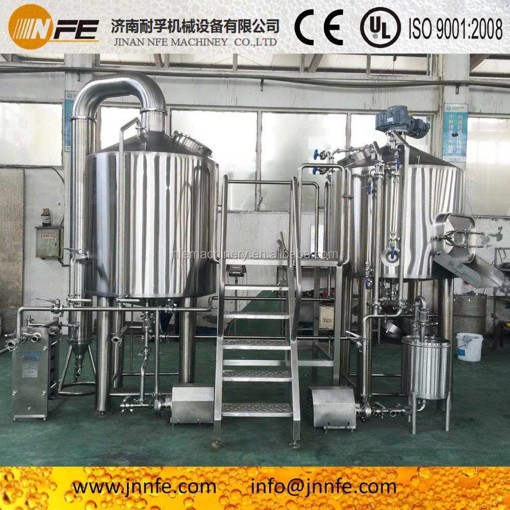 7bbl Beer Making Machine Brewery Equipment Brewing