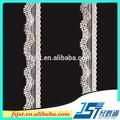 baratos de organza blanca de onda de corte del cordón venta al por mayor