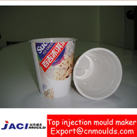 Plastic Box Mould, AAA Quality Molding for Containers & Cutlery