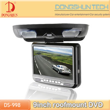 Digital roof mount car dvd systems installed With SD