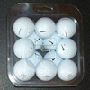 Cheap price clamshell plastic blister packaging/packing for golf balls