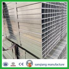 sanqiang buona qualità tubo quadrato 50x50