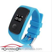 Nuova smart orologio gps tracker batteria a lunga durata, guardare gps personale