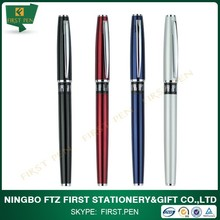 FIRST Y057 Metal Parker Refill Brass Ball Pen/Roller Pen/Fountain Pen