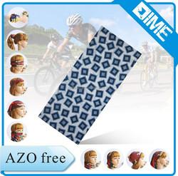 New Aso Oke Polyester Tube Cycling Cooling Dog Bandana