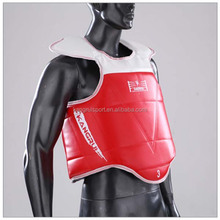New style Double-sided body taekwondo chest protector