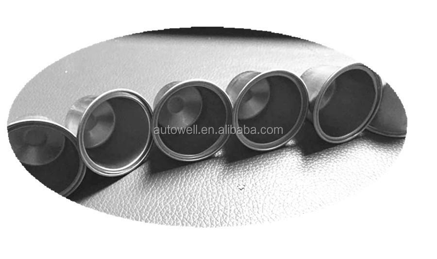 En Aluminium Vide Caf 233 Capsule Compatible Nespresso Kcup