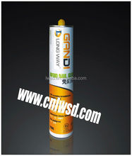 High quality Subfloor & Deck Construction Liquid nail-free glue/liquid silicone glue