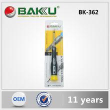 Baku Hot Sale Exceptional Quality Low Price Various Design Automatic Screwdriver Spiral Ratchet Screwdriver